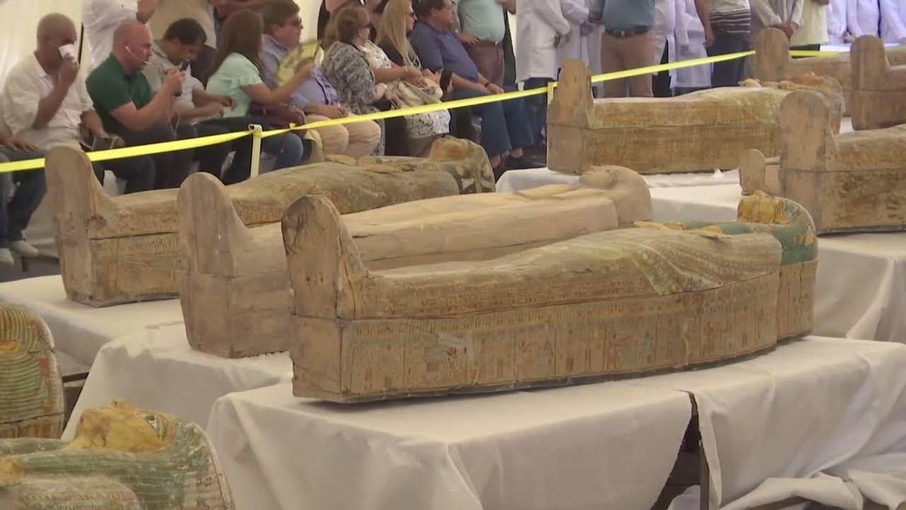 В Египте нашли 30 мумий. Почему это самое крупное открытие последнего столетия?