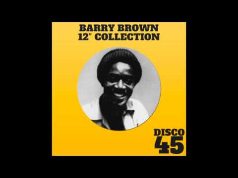 Barry Brown 12″ Collection (Full Album)