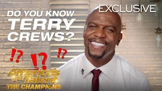 YO! Do You REALLY Know Terry Crews?! - America's Got Talent: The Champions thumbnail