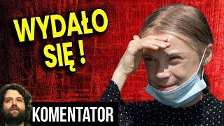 Wydało Się! Greta Thunberg To Marionetka w Rękach … Wszczęto Policyjne Śledztwo Analiza Komentator