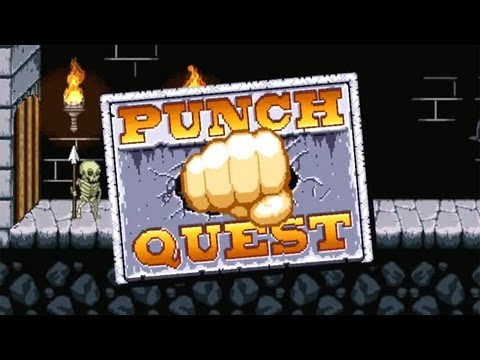Punch Quest - Universal - HD Gameplay Trailer