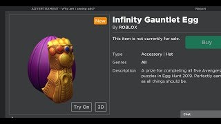 how to get infinity gauntlet roblox event - Kênh video giải