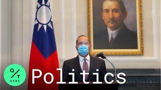 U.S. Health Chief Alex Azar Slams WHO For Taiwan 'Political Bullying'