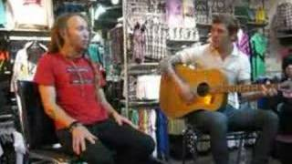 "Strike Anywhere ""Hollywood Cemetery"" Live Acoustic"