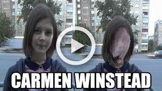 El Verdadero VÍDEO De Carmen Winstead | Ellos La Empujarón