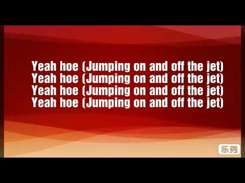 Future - Jumping On A Jet ( Lyrics )