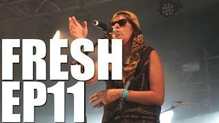 Fresh Episode 11 Homegrown 2014 - Nesian Mystik, Ladi6, Swiss, @Peace, Pieter T, PNC