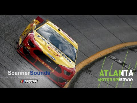 Scanner: Logano: 'If I'm blocked in I'll push him off the jack'