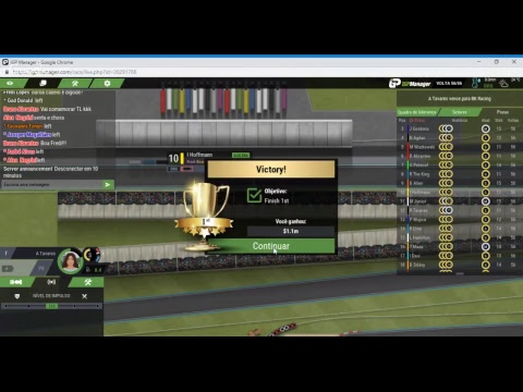 Top Brasil GP World - GP da Malásia - Temporada 26