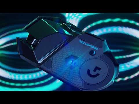 Logitech G G502 Lightspeed (Sans fil)