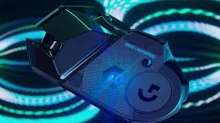 Logitech представляет сверхскоростную геймерскую мышь Logitech G502 Lightspeed