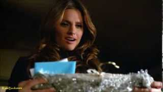 "Castle 6x14 ""Dressed To Kill"" Beckett & Matilda King's gift wedding dress (HD)"
