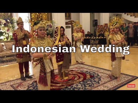 A Gorgeous Wedding Of An Indonesian Princess