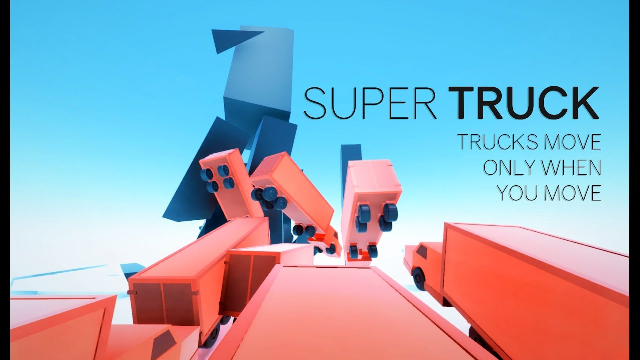 Super Hot Meets Trucks? You Get Super Trucks, Obviously