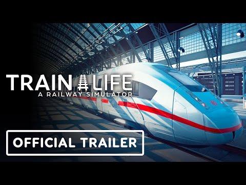 Trailer de Train Life: A Railway Simulator