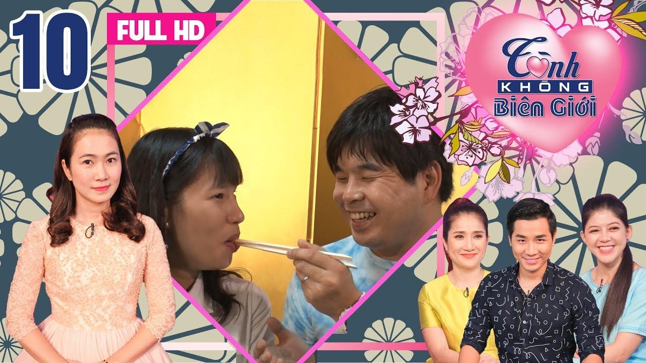 TÌNH KHÔNG BIÊN GIỚI | Tập 10 FULL | Thanh Thảo và cặp đôi Việt - Nhật ăn thử đặc sản BÀO NGƯ SỐNG😍