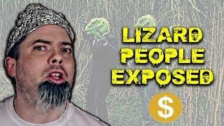 Lizard People Exposed