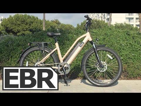Amego Infinite Video Review – $2k Versatile, Beautiful, City Electric Bike