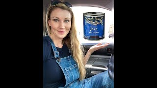 How To Apply Java Gel Stain By General Finishes