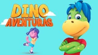 🌎 Un Viaje Fántastico Comienza 🚢 | ¡No te pierdas la nueva serie de Dino Aventuras!