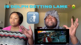 Young Dolph Ft Key Glock Back To Back Official Video (reaction Video)