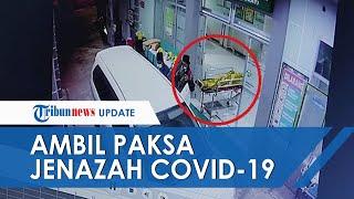 Pihak Keluarga Ambil Paksa Jenazah Pasien Covid-19 di Ponorogo, Enggan Dimakamkan secara Prokes