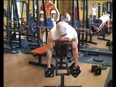 Środki zaradcze ludowej rozciągając mięśnie ramion