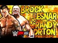 WWE 2K15 | Brock Lesnar Vs Randy Orton