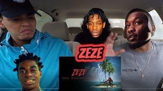 Kodak Black   ZEZE (feat. Travis Scott & Offset) [Official Audio] REACTION REVIEW
