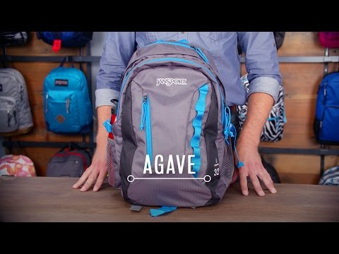 JanSport Pack Review: Agave Hiking Backpack