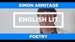 ENGLISH LIT - Poetry - Simon Armitage