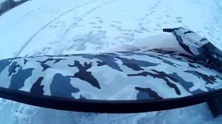 Палатки для зимней рыбалки кайда