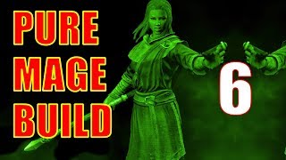 Skyrim Pure Mage Walkthrough NO WEAPONS NO ARMOR Part 6 - Business in Whiterun & Windhelm
