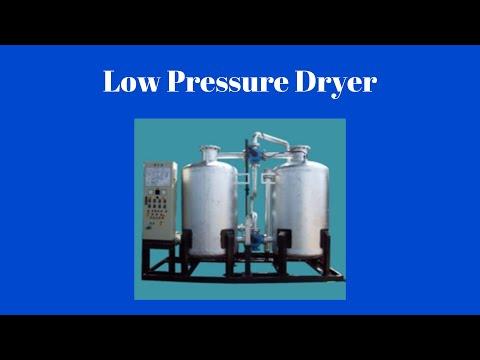 Low Pressure Air Dryer