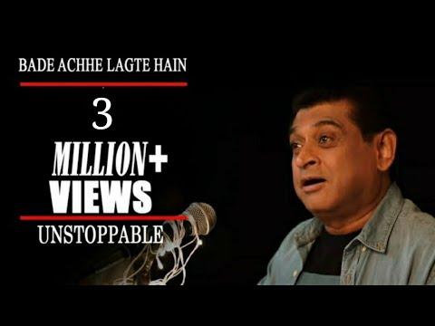 Bade Achhe Lagte Hain   Amit Kumar   Cover
