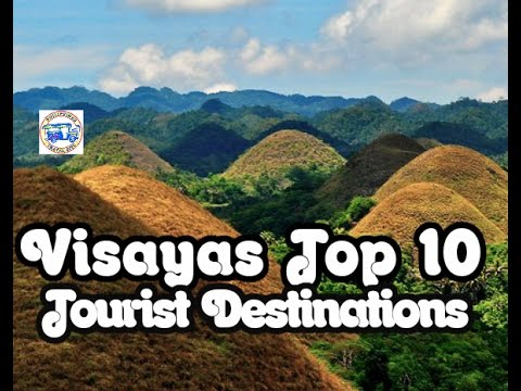 Video Visayas Top 10 Tourist Destination