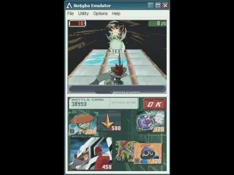 Ryuusei no Rockman 3 - Black Ace Gameplay