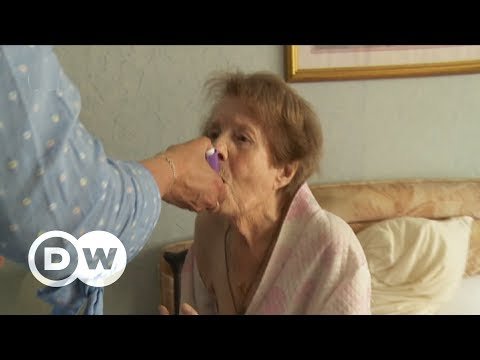 Out of time: Elderly care in Germany | DW English