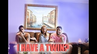 I HAVE A TWIN PRANK ON GIRLFRIEND! *SHE CRIED*