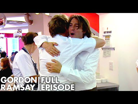 Jonathan Ross Attempts To Help Gordon Cooking | The F Word FULL EPISODE