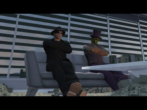 Getting on with business playing GTA Online on - August 9th 2019