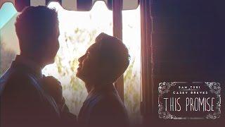 This Promise - Sam Tsui & Casey Breves (Wedding Music Video) | Sam Tsui