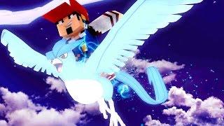 Articuno  - (Pokémon) - Minecraft: MEU ARTICUNO - POKEMON CHAMPION Ep. 15 ‹ AMENIC ›