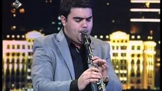 Rafael klarnet 2015 vagzali