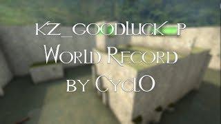 [CS:GO KZ] kz_goodluck_p in 01:41.22 by CyclO
