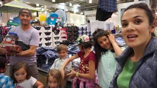 HILARIOUS Freeze Tag Games In COSTCO!
