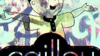 caillou remix 10 hours thug - TH-Clip