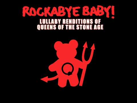 Mosquito Song - Lullaby Renditions of Queens of the Stone Age - Rockabye Baby!