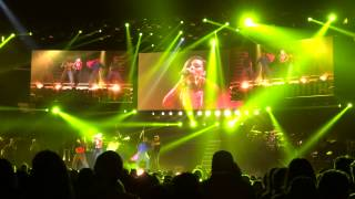 "Alicia Keys Concert @ MSG New York. ""Limitedless"" Live... 4/11/2013"