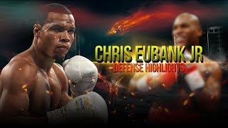 Chris Eubank Jr Defense Highlights